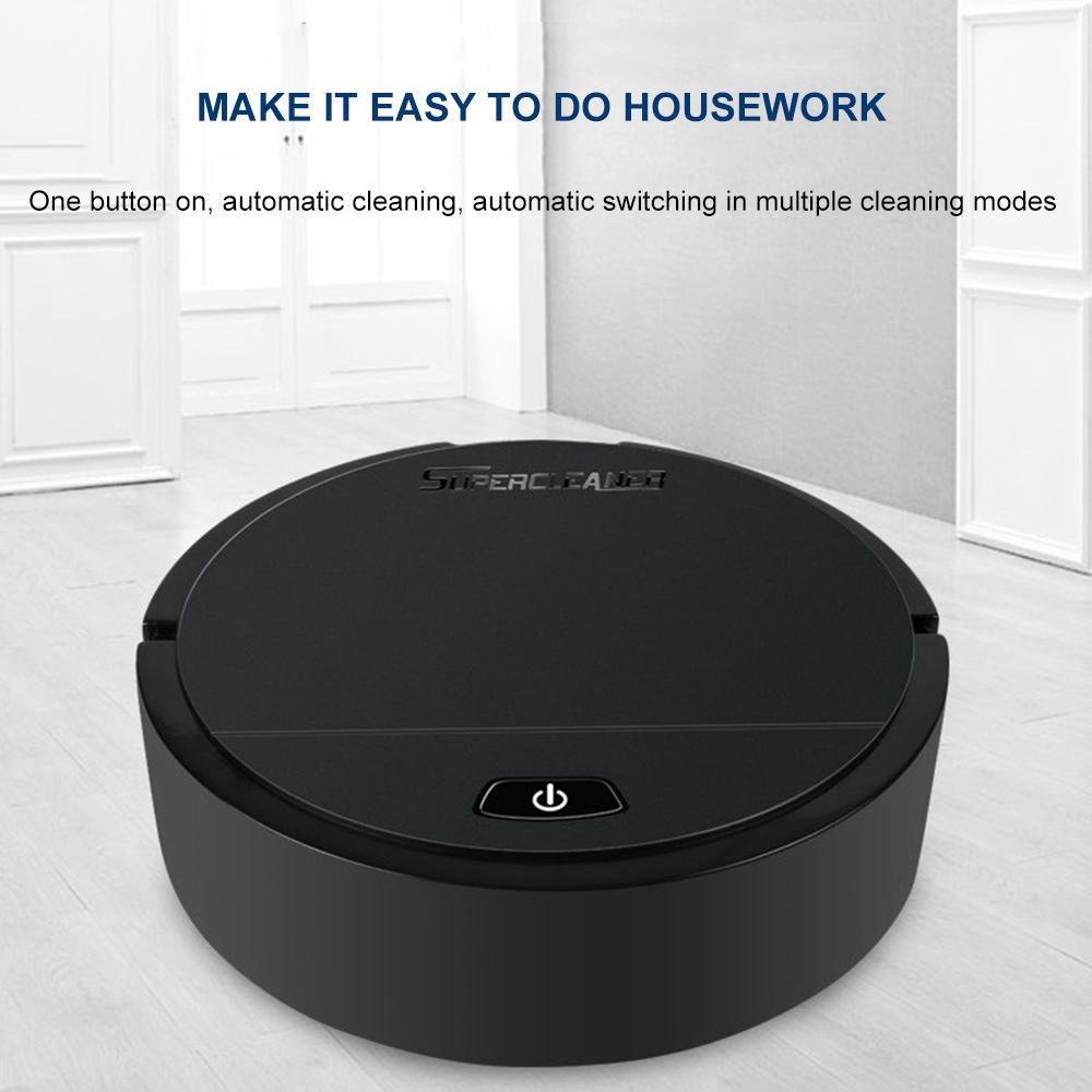Smart Robot Vacuum Cleaner, Household cleaner | Shopee Philippines