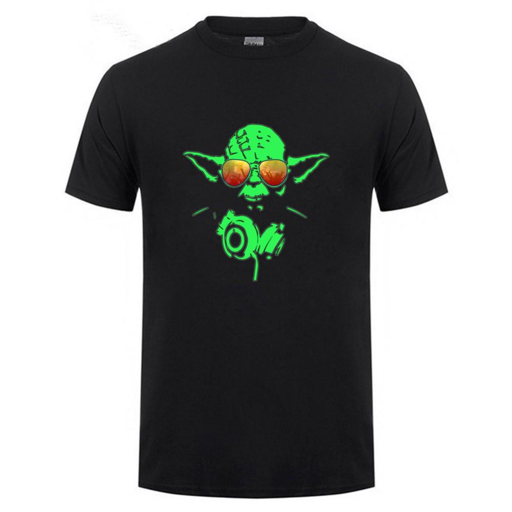 698534fe2 Yoda Jedi Master T-Shirt - Star Wars Fashion Novelty | Shopee Philippines