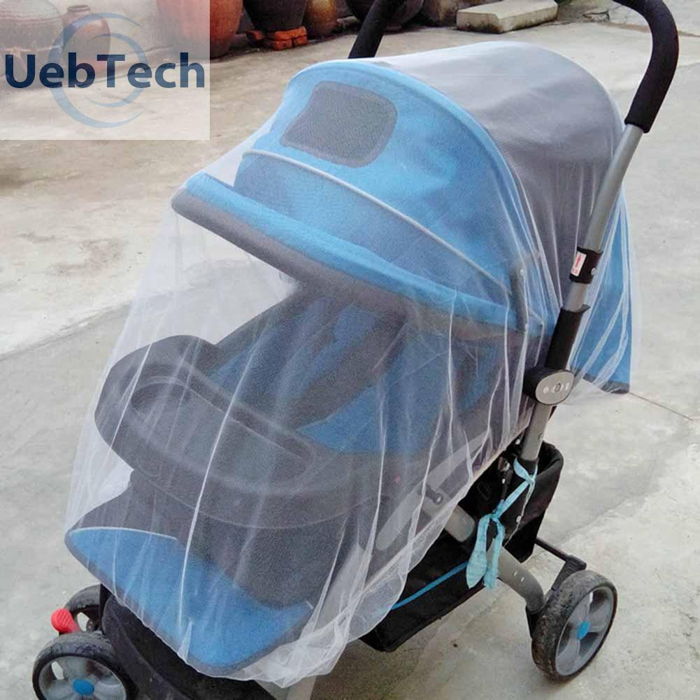 Baby Pushchair Car Mosquito Insect Net Safe Infants Stroller Accessories Shield