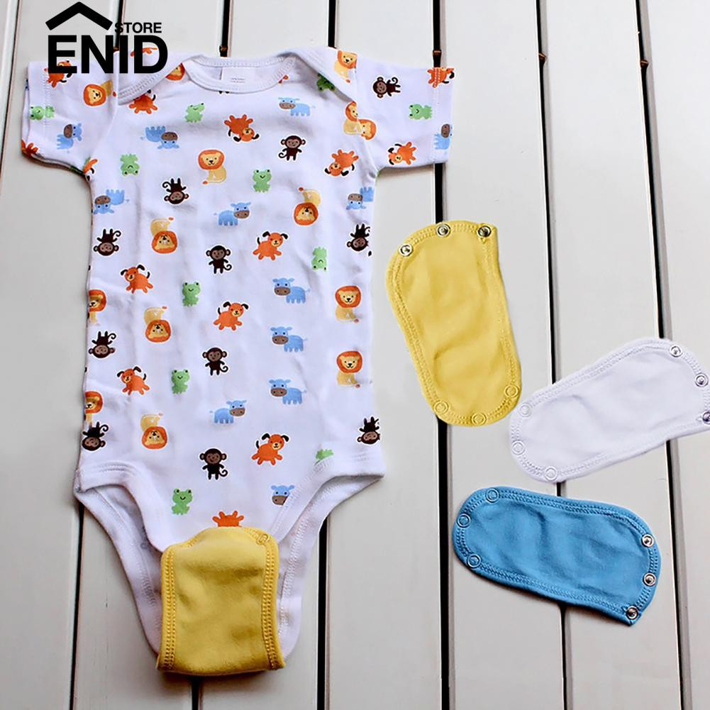 Nappy Changing Baby Care Cotton Romper Film Film Cotton Bodysuit Jumpsuit Newborn Casual Lengthen Extended Baby Solid For Extended Baby Lengthen