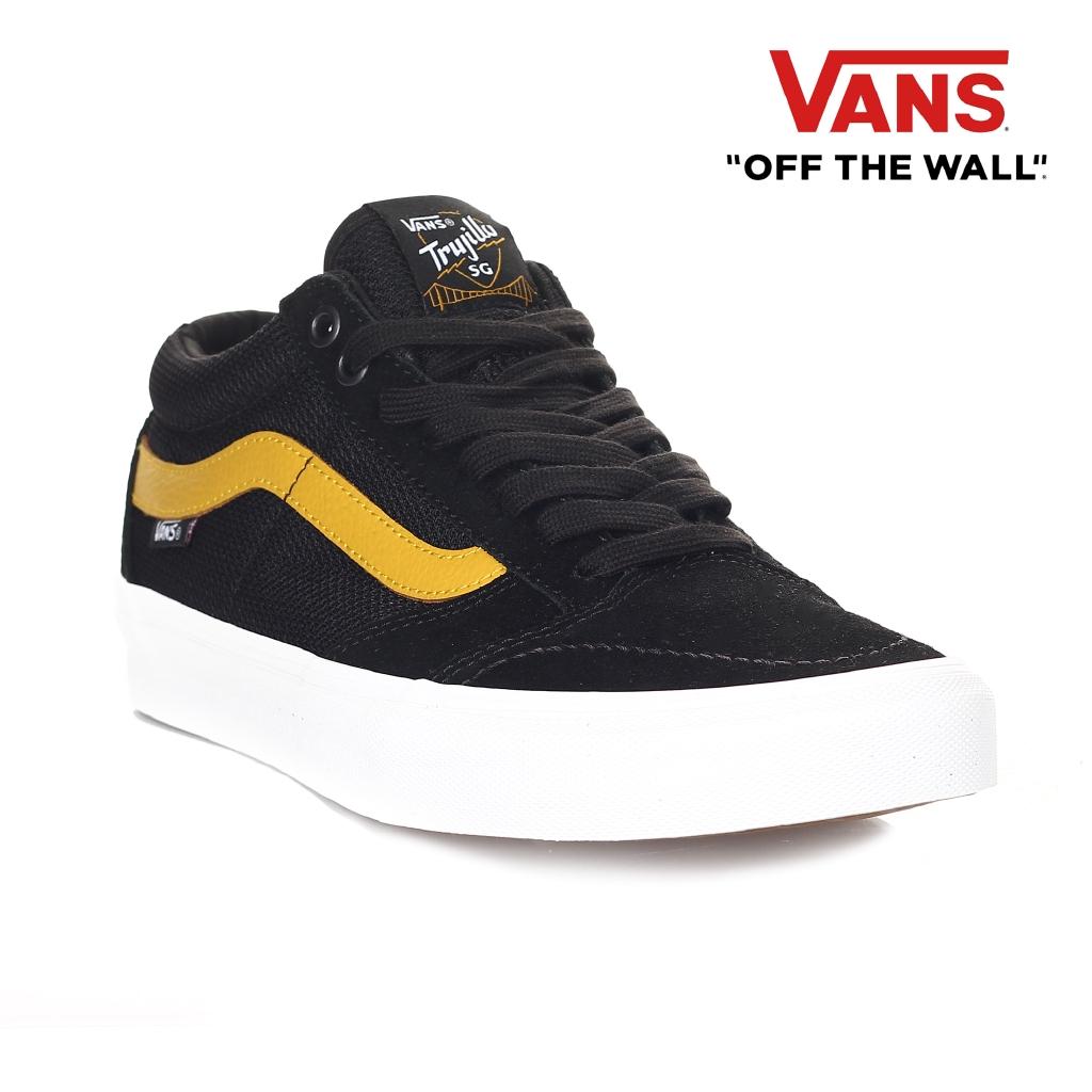 Vans Men s TNT SG Canvas Sneakers (Tawny Blue)  118c49647