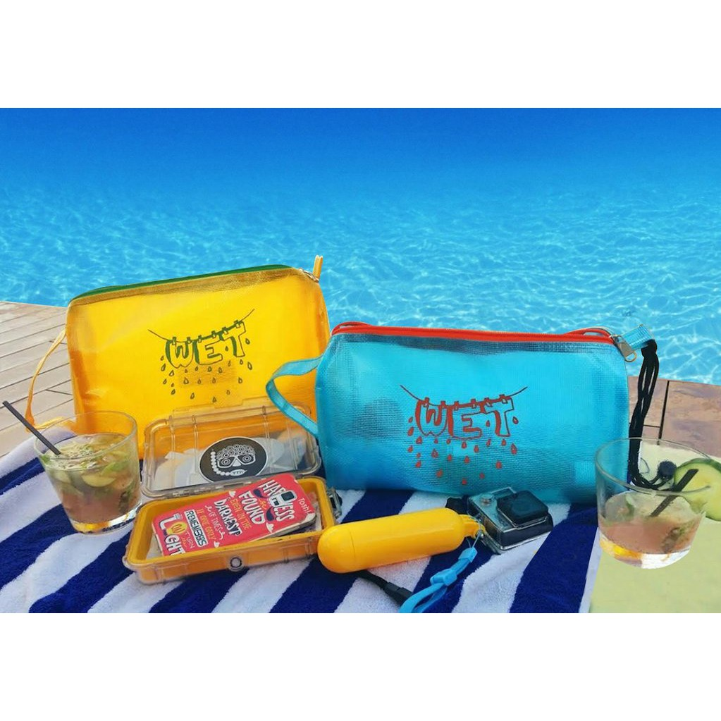 Water Proof Bag Pikachu Kitchen Wetbag Pokemon Wet Bag
