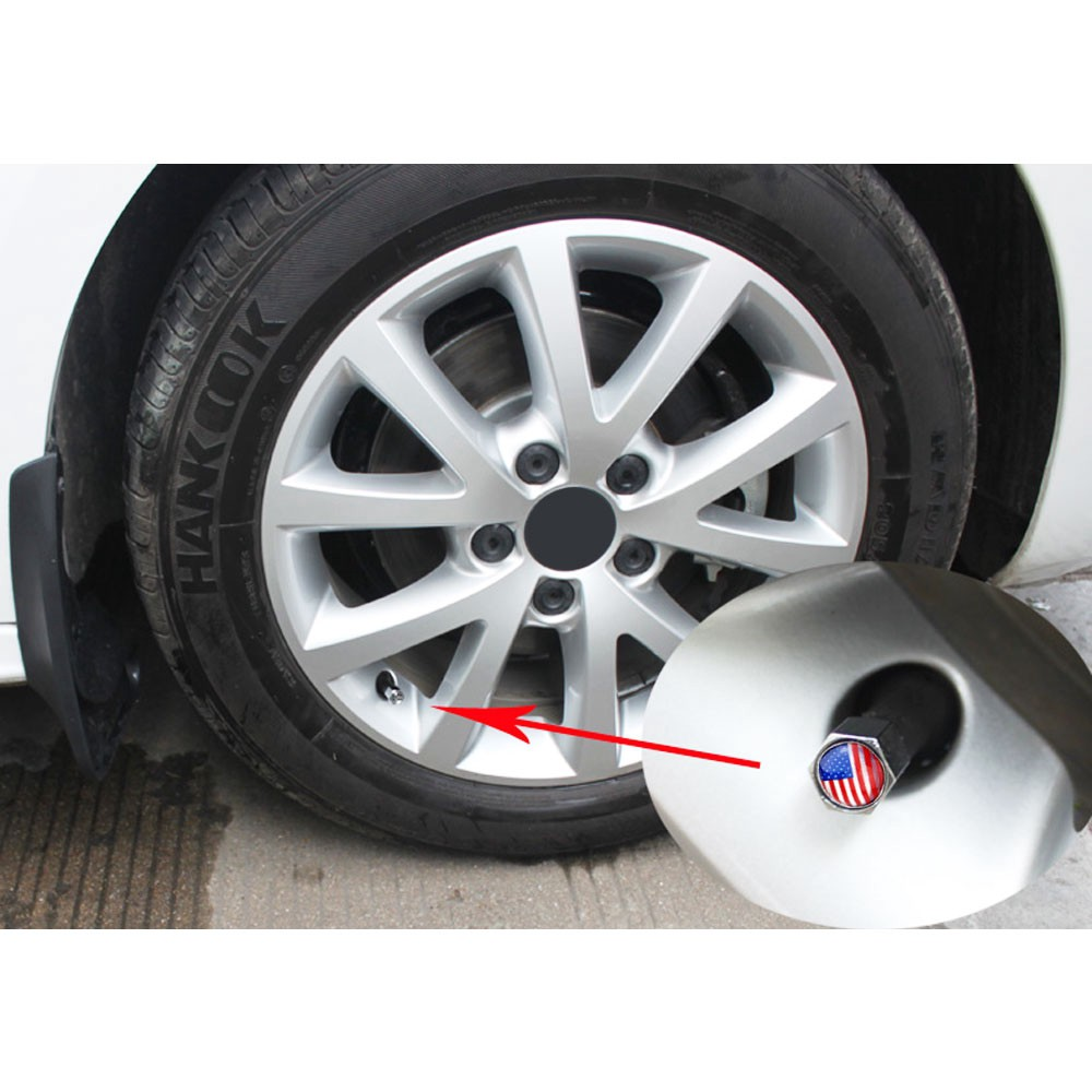 greatwall Portable Car Tyre Inflatable Pressure Gauge PSI Bar Tyre Pump Pressure Tester silver