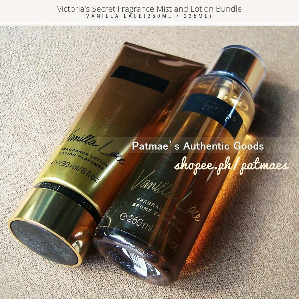 db74ed9b58 Bundled Victoria s Secret Vanilla Lace Mist and Lotion