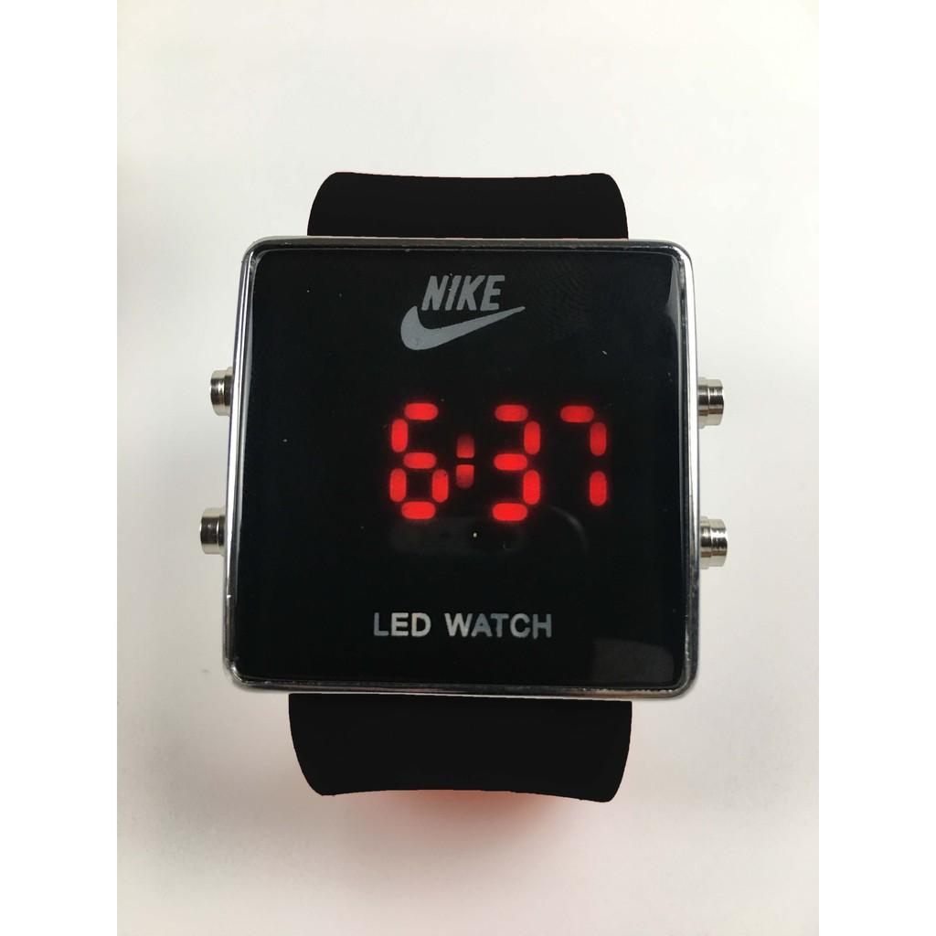 Unikalne NIKE LED WATCH | Shopee Philippines JU03
