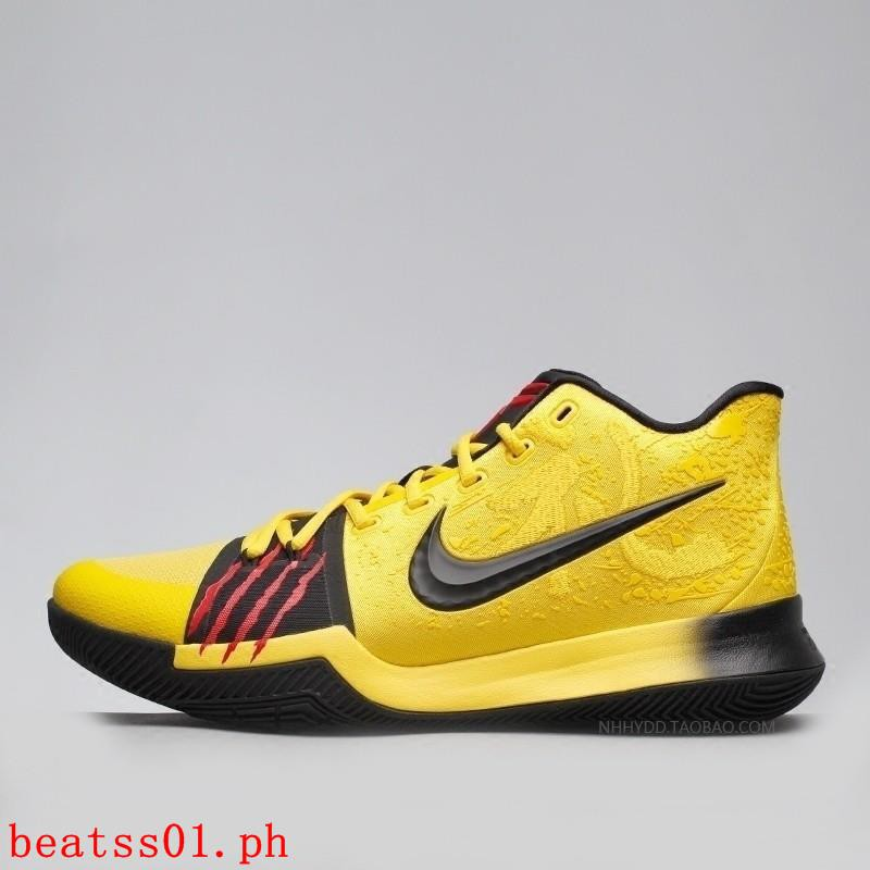 "separation shoes 95f17 7065b NIKE KYRIE 3 ""BRUCE LEE"" MAMBA MENTALITY   Shopee Philippines"