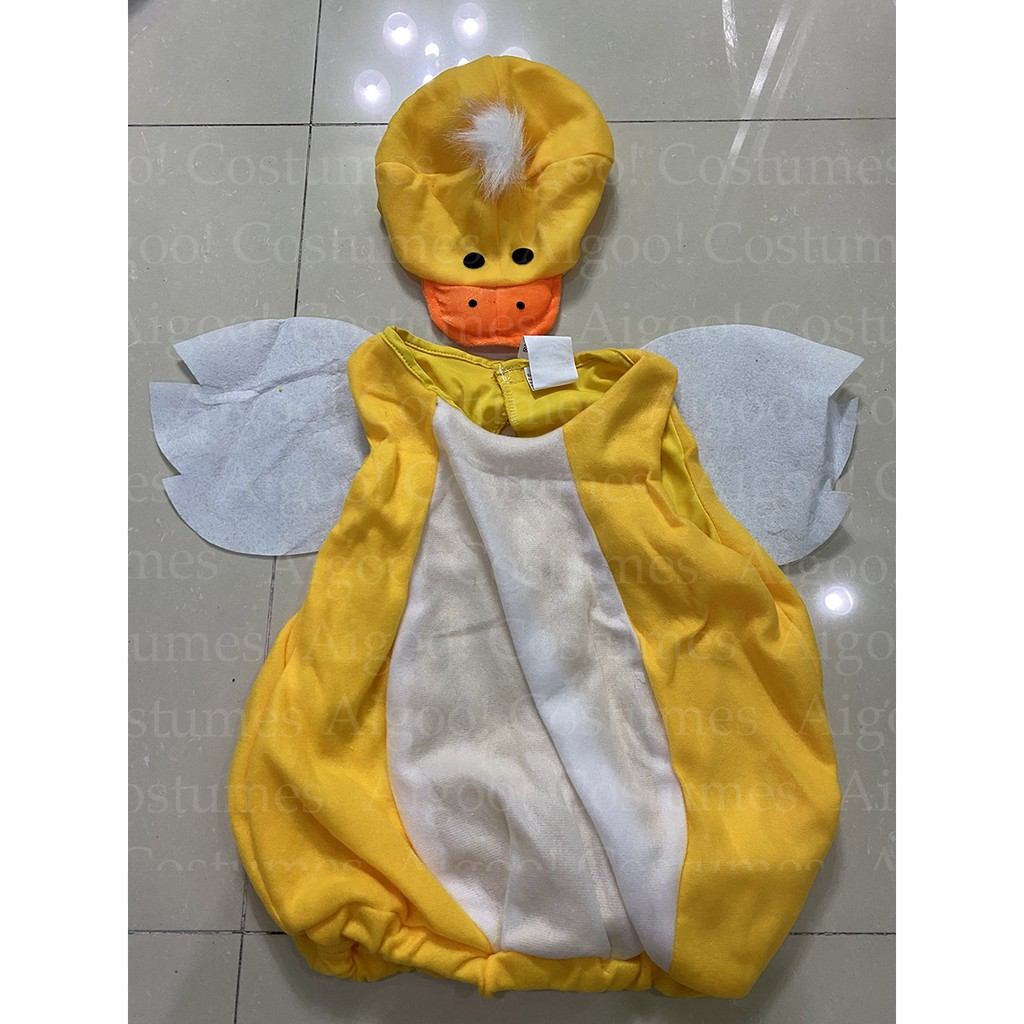 Baby Animal Duck Costume For Toddlers