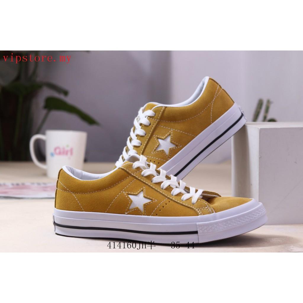 bra konsistens färska stilar special för sko Authentic Converse One Star Ox Pinstripe Men Women Sneakers ...