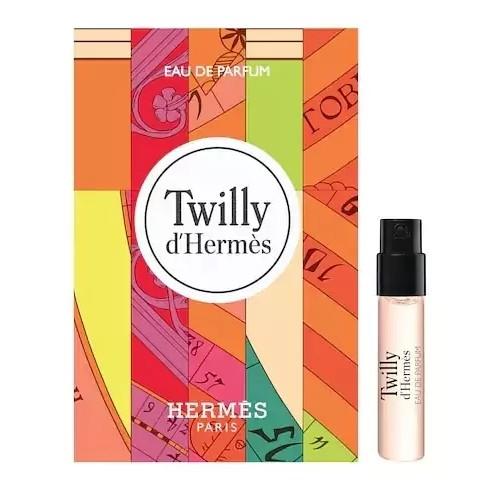 Sample Parfum De 2ml Vial Hermès D'hermès Spray Eau Twilly K3FcTl1J