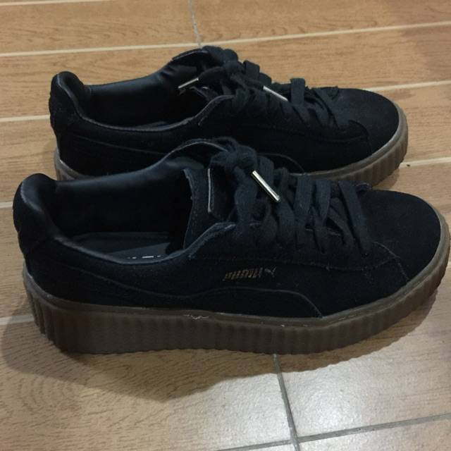 get cheap 33c09 fcfda Fenty Puma Creepers Sneakers