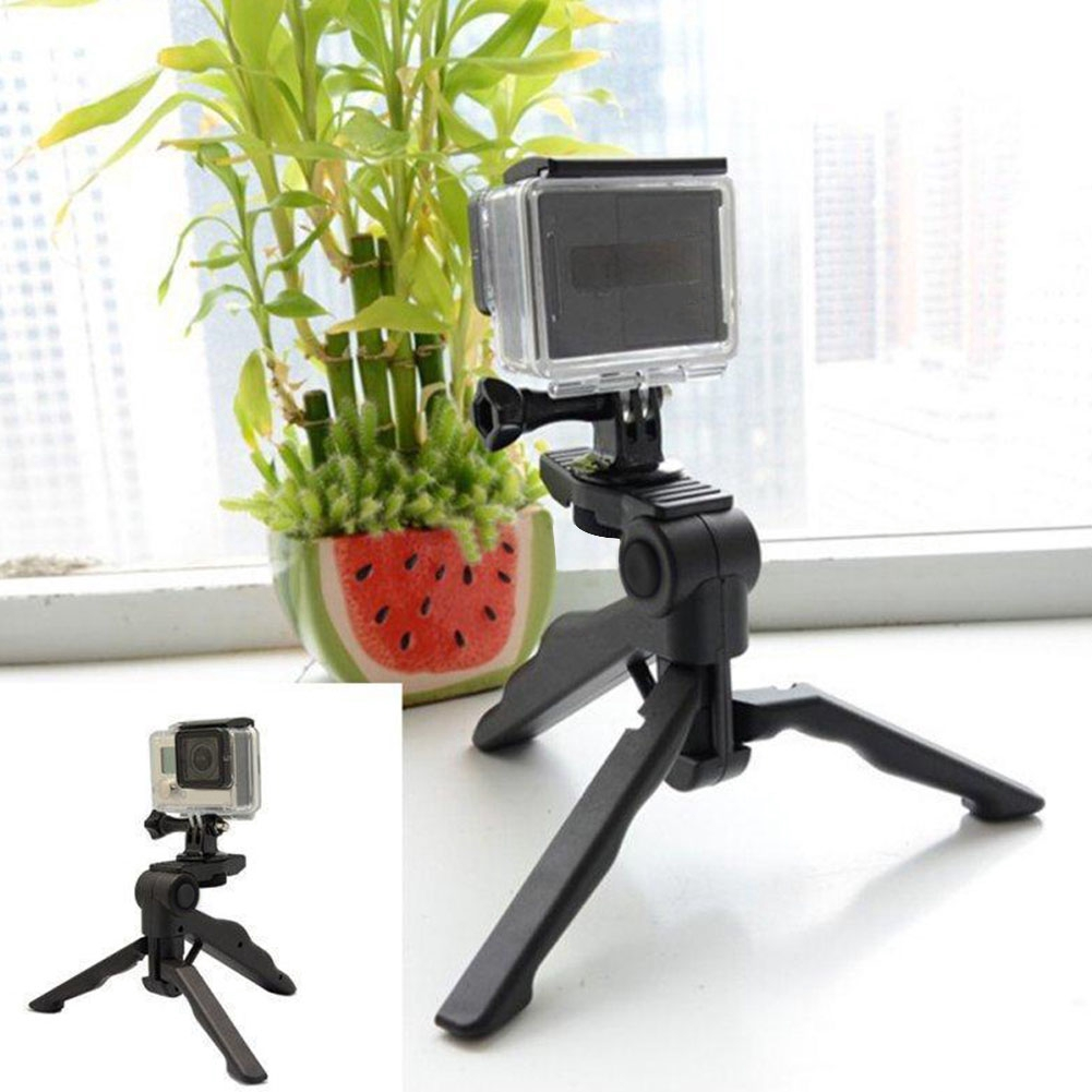 H4 3-Axis Handheld Gimbal Actio Camera Stabilizer For Action Camera+Tripod Stand