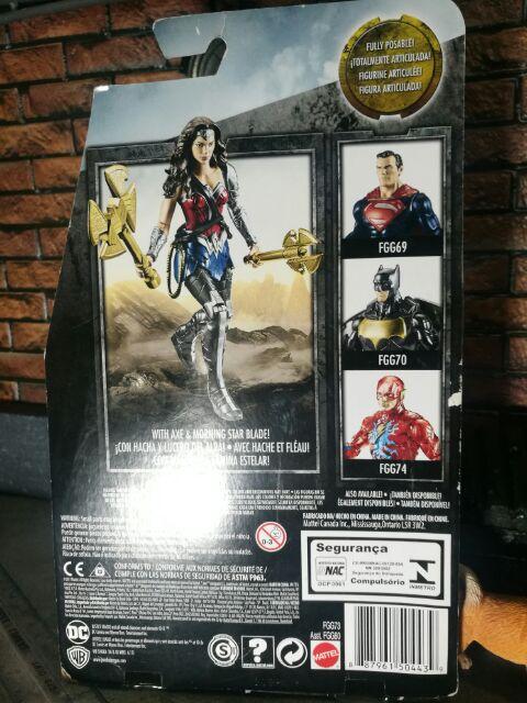 FGG69 Justice League Figur Superman