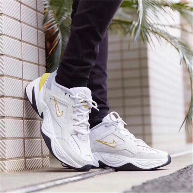 igual Impermeable Credencial  Ready Stock Nike M2K Tekno Retro Running Shoes Sports Sneakers Dad ...