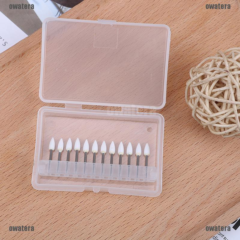 50pcs  Polishing and polishing of denture Dental sandstone grinding head