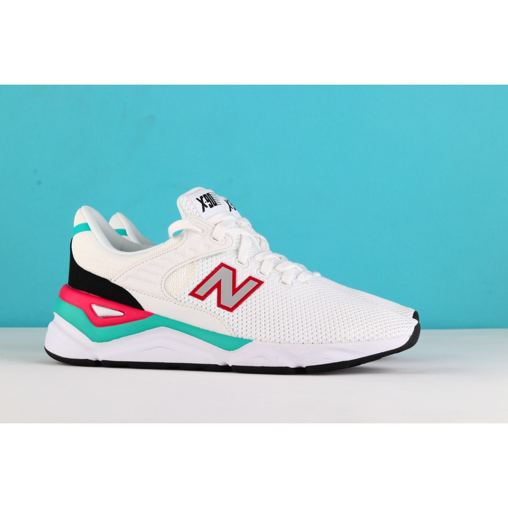 original New Balance x 90 mens low top comfortable running shoes white 40 44