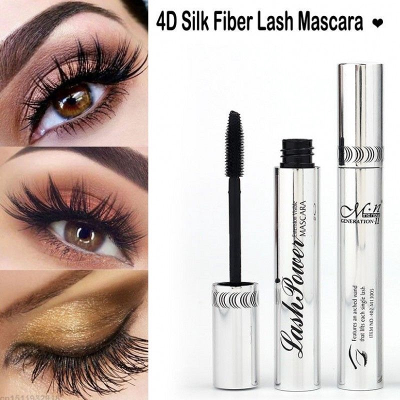 c869939454b 4D Fiber DDK Mascara Eyelash Extension Waterproof Mascara | Shopee  Philippines