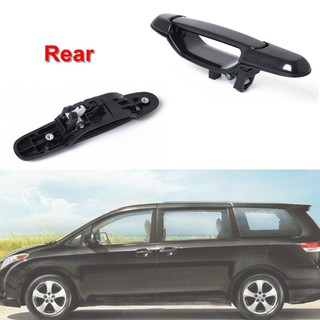 Door Handle Front Exterior Outer Right RH Passenger Side for 98-03 Toyota Sienna