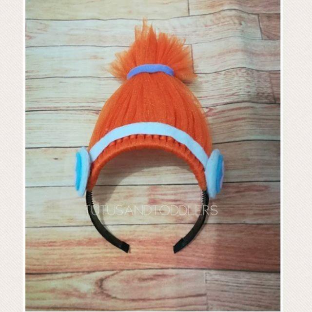Poppy /& DJ Suki Trolls Cap Hat Kids Childrens 4 to 8 Years