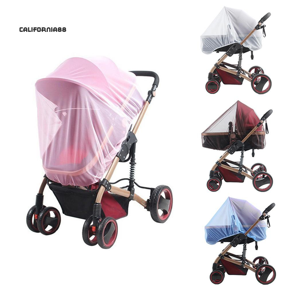 Infants Baby Stroller Pushchair Buggy Mosquito Insect Protector Net Safe Mesh J/&