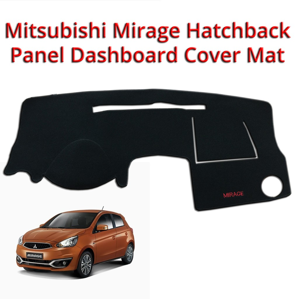 Mitsubishi Mirage Hatchback Panel Dashboard Cover Mat