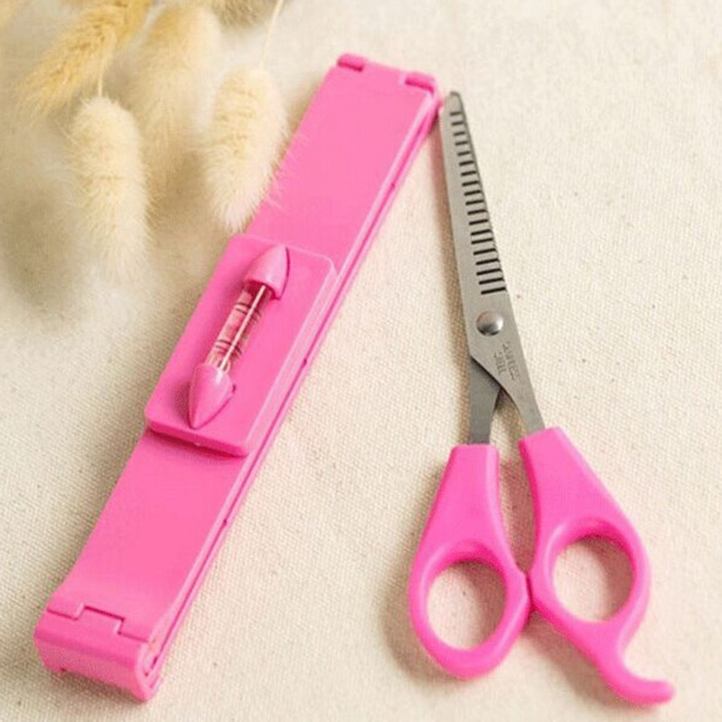 Home Appliance Parts Home Appliances Sincere Women Girl Fashion Clipper Fringe Hair Cutting Guide Layer Bang Level Ruler Tool
