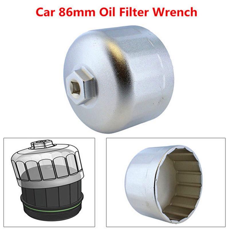 Oil Filter Housing Cover Cap For BMW 320i 428i 528i 535i 640i M3 M4 X3 X4 X5