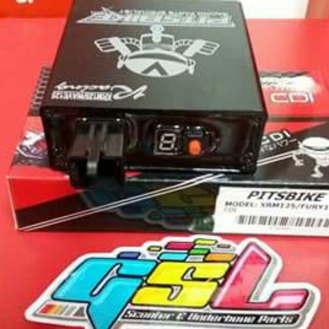 Racing cdi (pitsbike) mio/xrm/wave/xrm125/raider