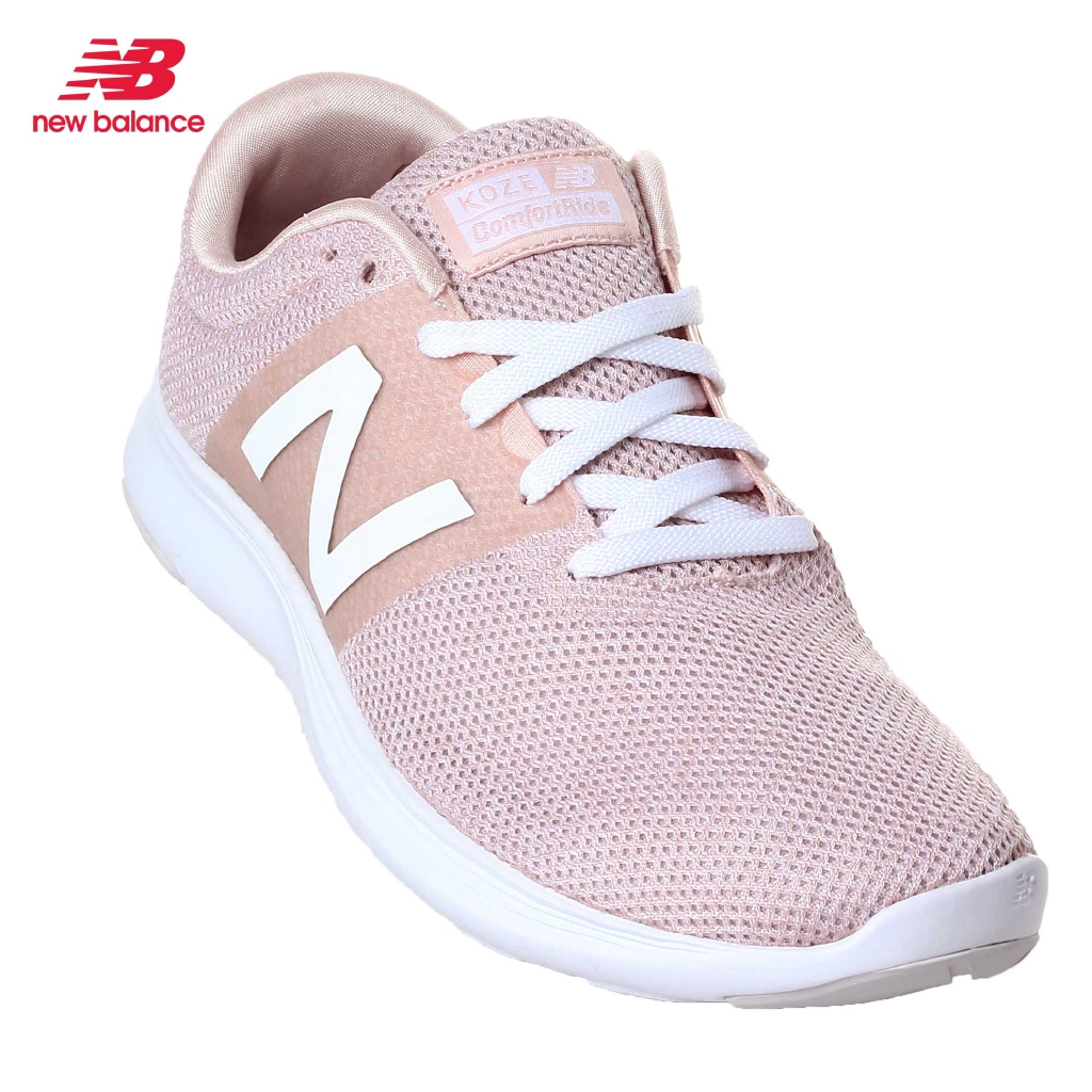 Enjuague bucal insuficiente Sin personal  New Balance Koze FR Running Shoes for Women (Oyster Pink) | Shopee  Philippines
