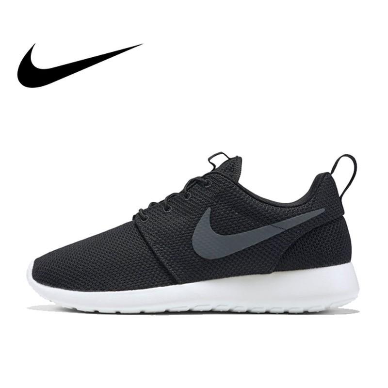 dobry nowe obrazy najniższa cena miaoma Authentic Nike Men's ROSHE ONE ROSHE RUN Running Ready Stock