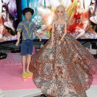 10PCS Handmade Party Clothes Fashion Dress for  Doll Mixed Charm FB