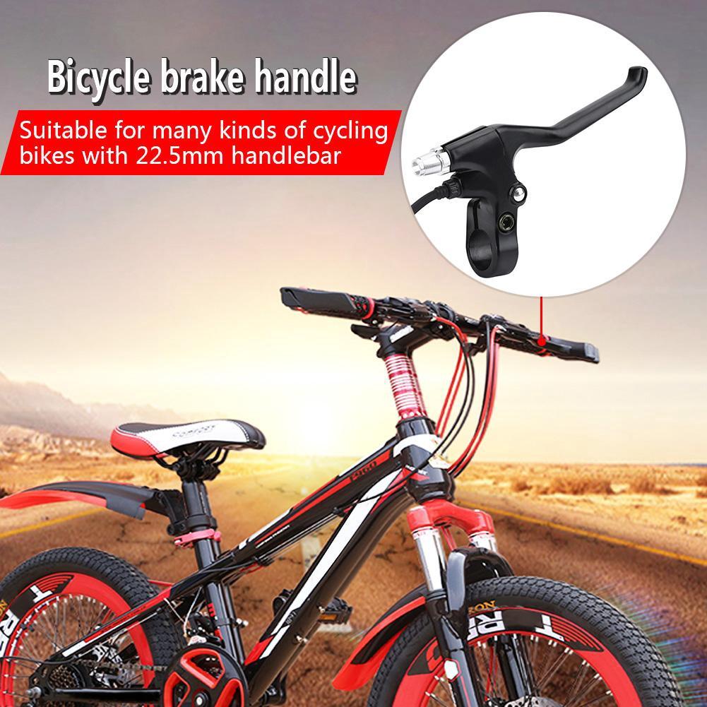 Bike Brake Lever 24mm Mountain Bike Bicycle MTB Aluminum Alloy Brake Lever Brake Handle for Cycling Accessory