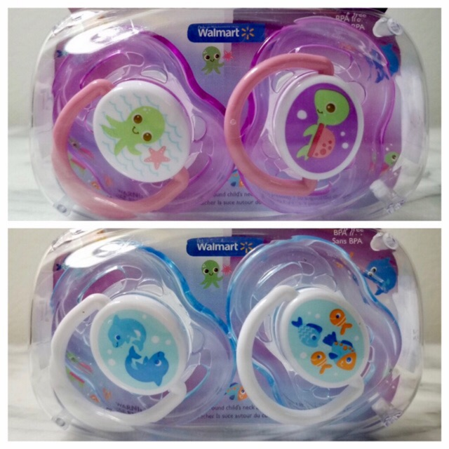 PHILIPS AVENT ORTHODONTIC TRANSLUCENT  SOOTHER  0-6//6-18M   BOYS//GIRLS