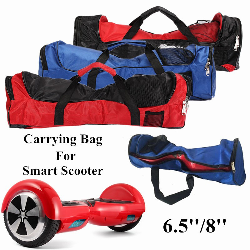 2 Sizes 2 Wheel Self Balancing Electric Scooter Carry Bag Skateboard Oxford Cloth Waterproof Unicycle Sport Handbag New Skate Board Sports & Entertainment