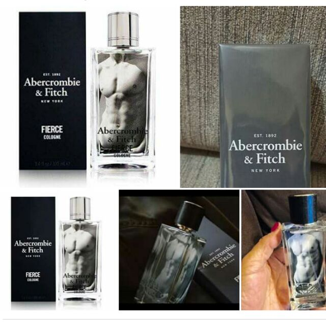 fierce perfume abercrombie fitch