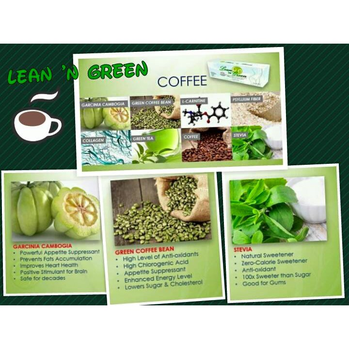 green coffee brands in the philippines