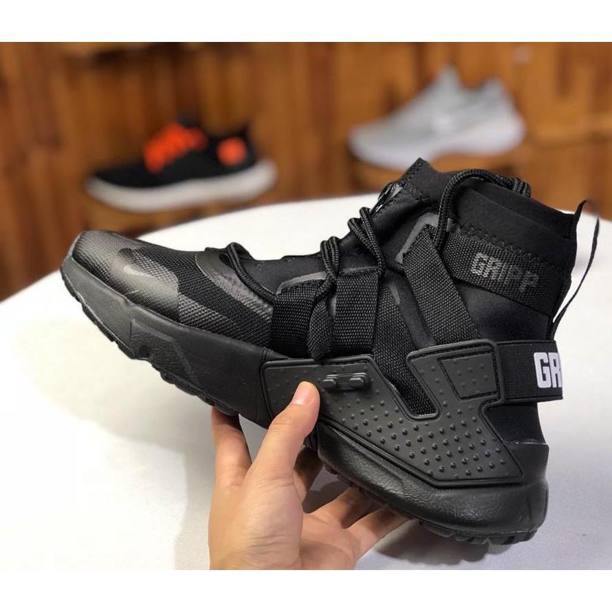 air huarache qs black