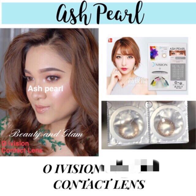 865040e41db O I-vision Contact Lense (Ash Pearl)