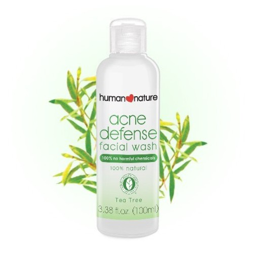 Human Nature Tea Tree Oil For Acne
