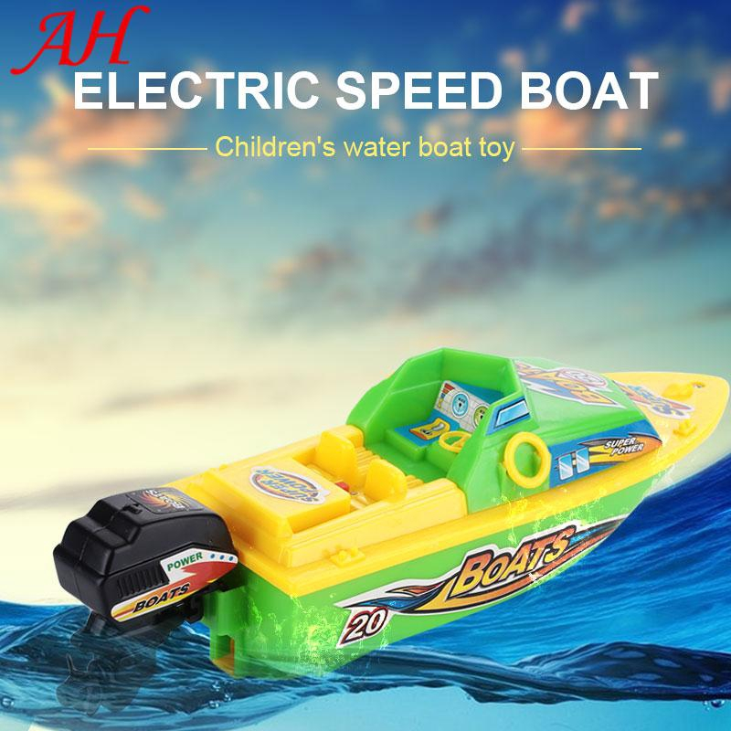 Ready Stock! High-Performance Electric Boat Speedboat Model