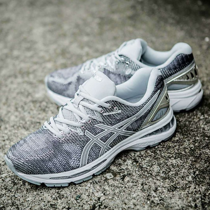 original asics gel nimbus 20 sports shoes t800n 9793 shopee philippines