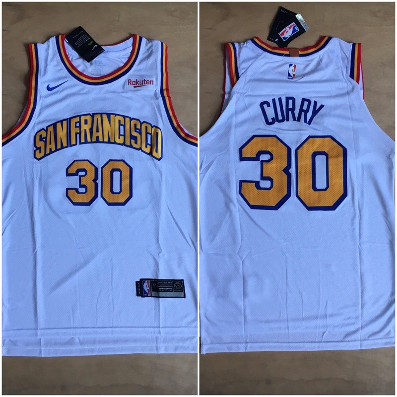 San Francisco New Golden State Warriors Jersey Stephen Curry Shopee Philippines