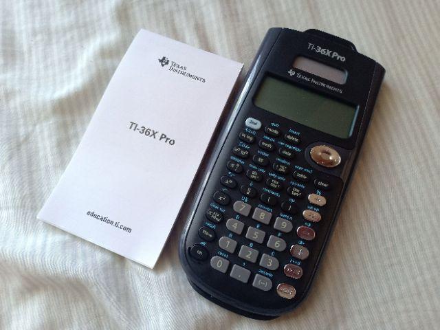 Texas Instruments TI-36X Pro Engineer Scientific Calculator | Shopee