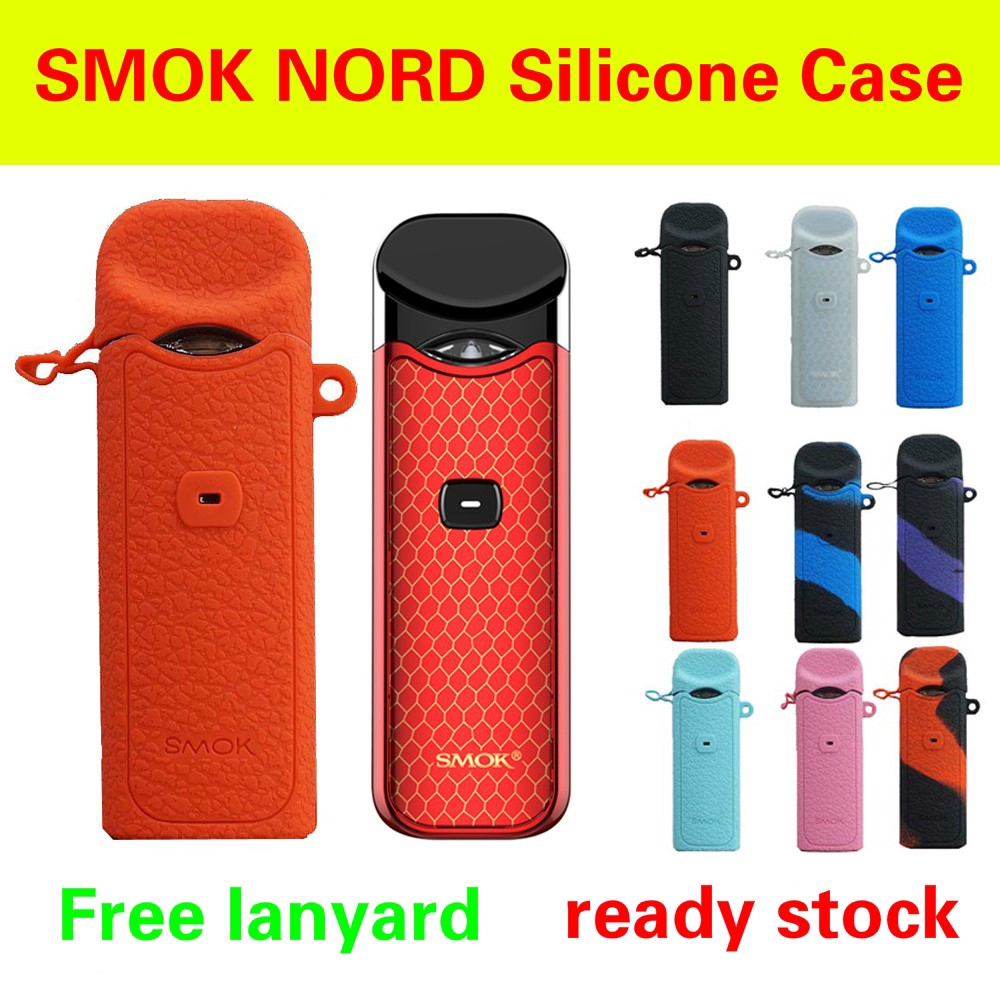 Smok nord silicone case cover for smok nord kit package