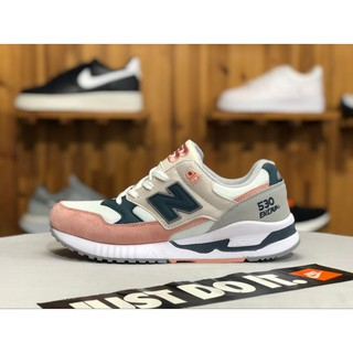 The NewBalance 530 line casual sneakers for men and women