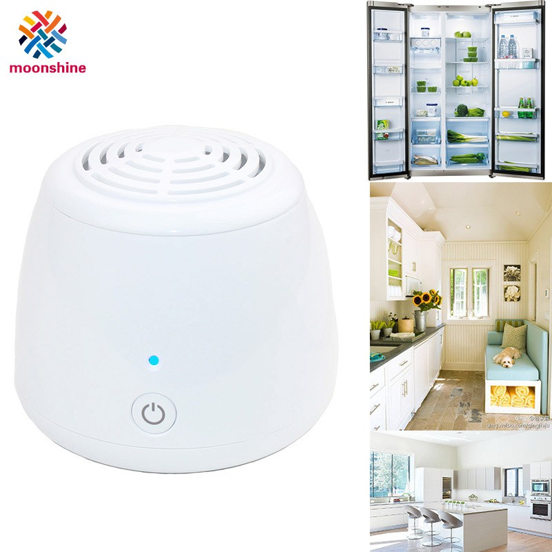 Ionic Ozone Generator USB Air Purifier Odor Smell Remove Mini Air Filter  for Home Room Car Traveling