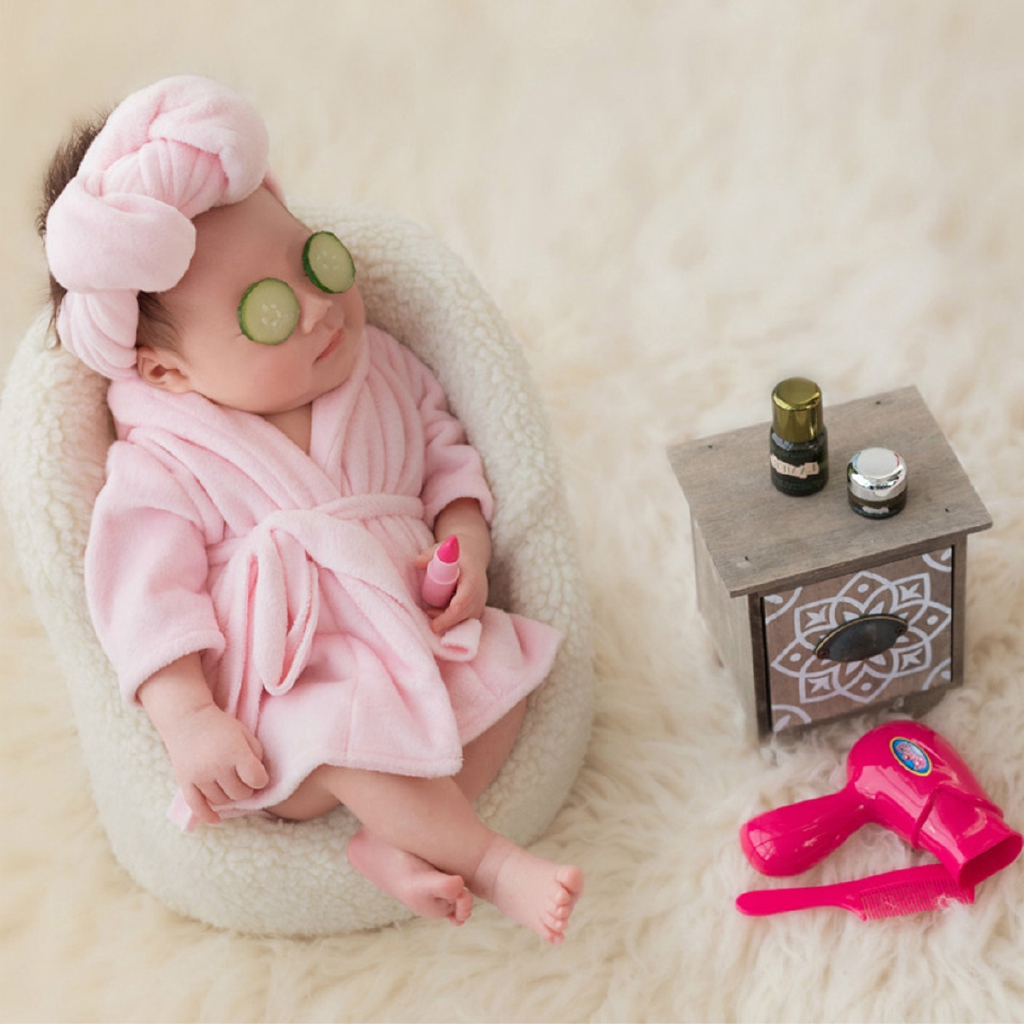 Shouse Newborn Baby Photography Prop Outfits Girls Boys Soft Costume Photo 0 6m Old Shopee Philippines