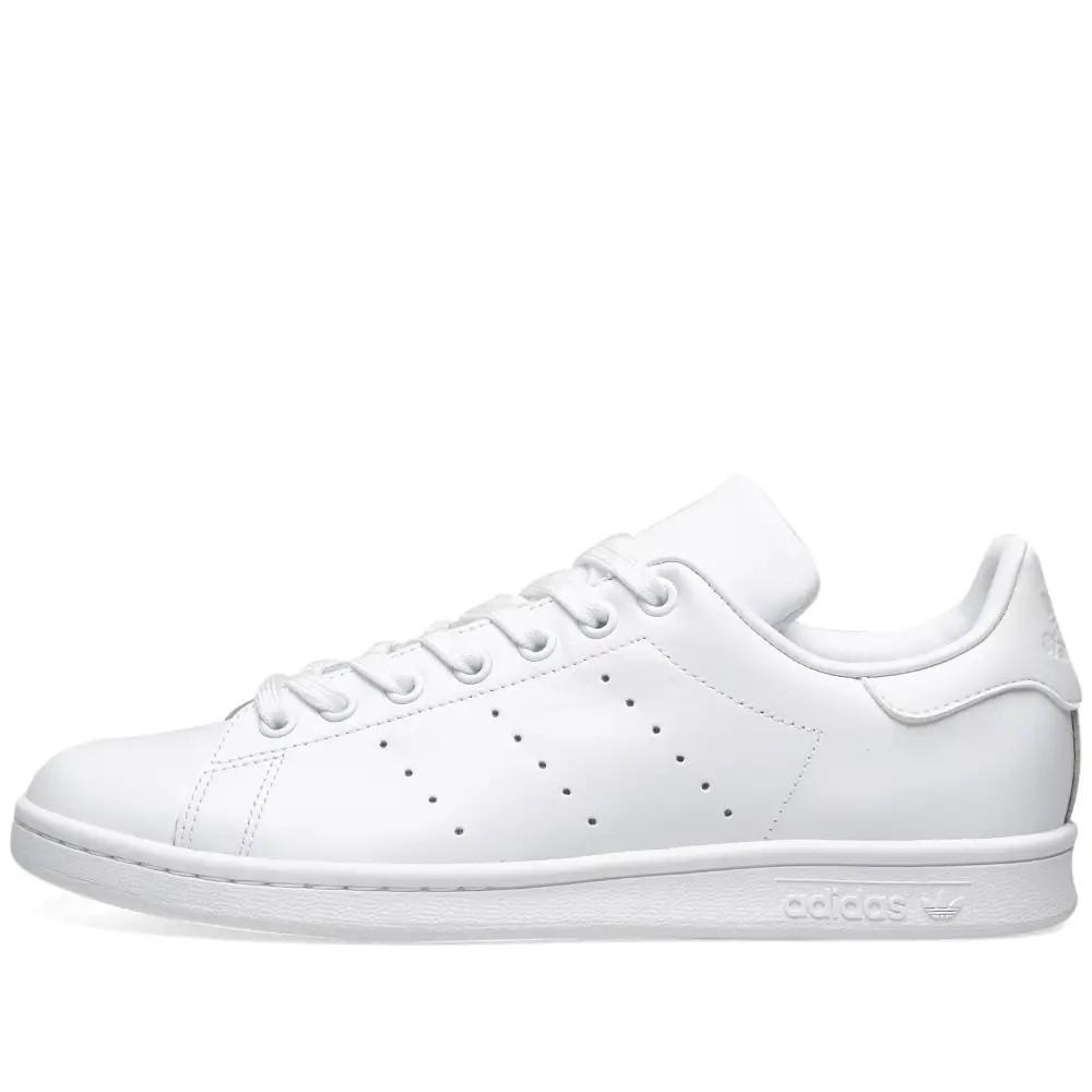 wholesale dealer a847b 94624 adidas stan smith all white (Womens) OEM premium quality