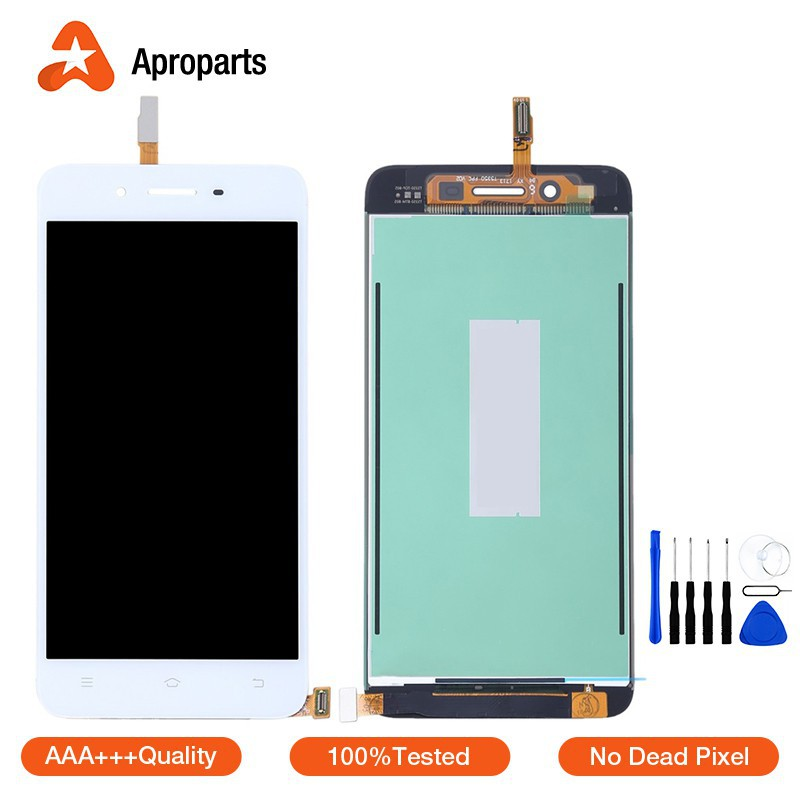 Original LCD For Vivo Y53 Display Touch Screen Replacement