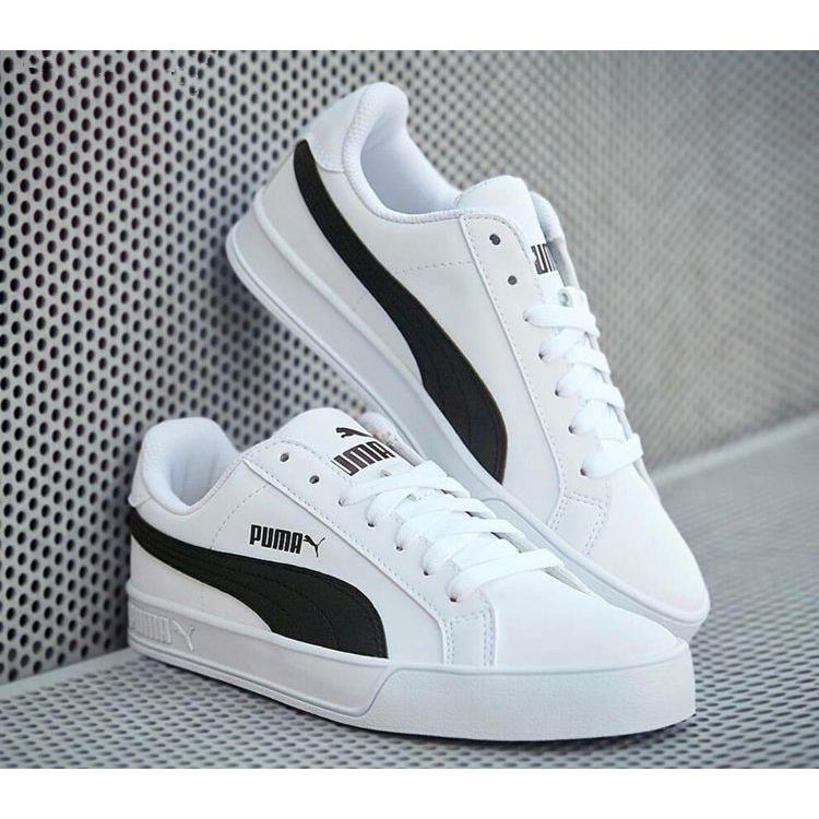 Puma X BTS Court Star Sneakers White Shoes