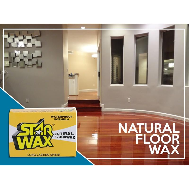 Star Wax Natural Floor 90g